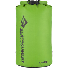 Sea to Summit Big River Dry Bag L, green